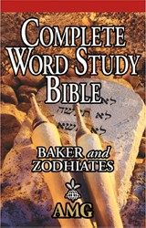 Complete Word Study Bible - CWSB (4 Volume Set)