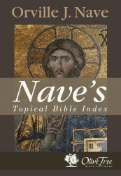 Naves Topical Bible Index