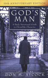 God's Man: A Daily Devotional Guide to Christlike Characte…