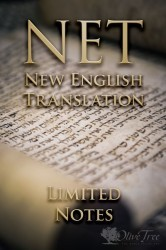 New English Translation - NET Bible - Limited Notes