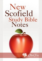 New Scofield Study Bible Notes