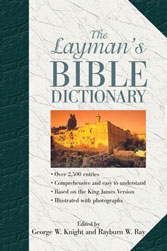 The Layman's Bible Dictionary