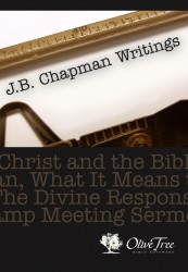 J.B. Chapman Writings