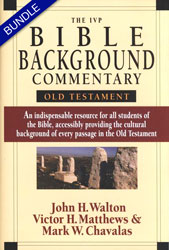 IVP Bible Background Commentary: Bundle