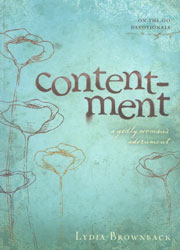 Contentment:  A Godly Woman