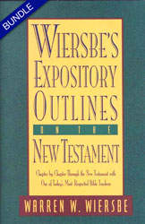 Wiersbe's Expository Outlines on the Old Testament and New…