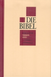 German Bible: Schlachter 2000