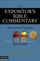 Expositor's Bible Commentary: Abridged Edition