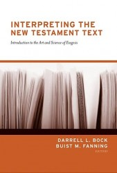 Interpreting the New Testament Text:  Introduction to the …