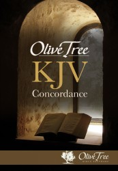 Olive Tree KJV Concordance (Englishman's and English Bible…