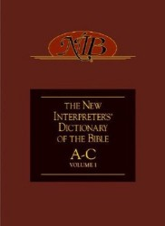 New Interpreter's Dictionary of the Bible, Complete Set