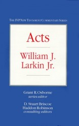 IVP New Testament Commentary Series - Acts