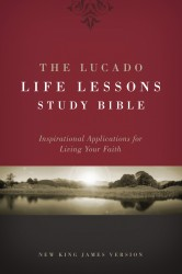 Lucado Life Lessons Study Bible Notes: Inspirational Appli…