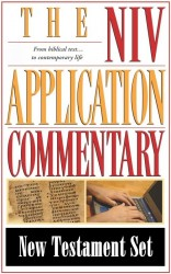 NIV Application Commentary New Testament Set