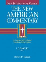 New American Commentary (NAC) Volume 7: 1st & 2nd Samuel