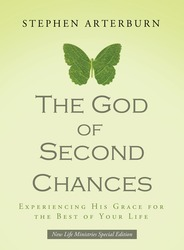 The God of Second Chances: Experiencing His Grace for the Rest of Your Life