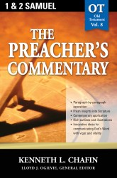 The Preacher's Commentary - Volume 8: 1, 2 Samuel