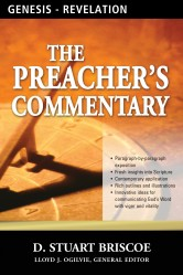 The Preacher's Commentary Series, Volumes 1-35: Genesis - …
