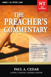 The Preacher's Commentary - Volume 34: James / 1 & 2 Peter…