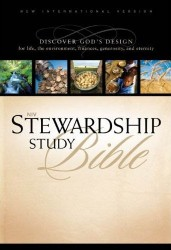 NIV Stewardship Study Bible Notes