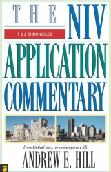 NIV Application Commentary 1&2 Chronicles