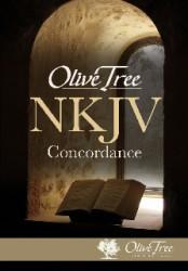Olive Tree NKJV Concordance with NKJV (Englishman