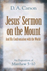 Jesus' Sermon on the Mount and His Confrontation with the …