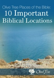 Olive Tree Places of the Bible: 10 Important Biblical Locations