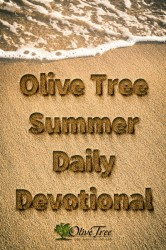 Olive Tree Summer Bible Reading Plan
