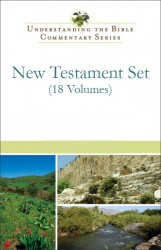 Understanding the Bible Commentary Series - New Testament Set