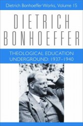 Theological Education Underground : 1937-1940
