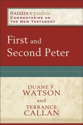 Paideia: Commentaries on the New Testament - 1 & 2 Peter