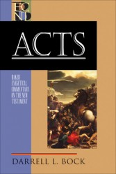 Baker Exegetical Commentary on the New Testament: Acts