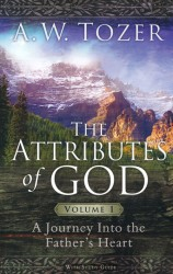Attributes of God, Vol. 1: A Journey Into the Father's Hea…