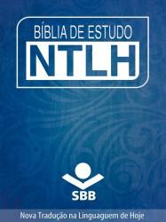 Biblia Estudio NTLH (Portuguese Study Bible)