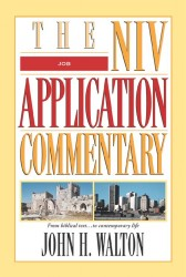 NIV Application Commentary Job