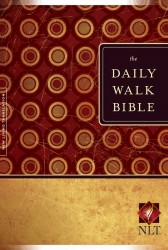 Daily Walk Bible: Live God