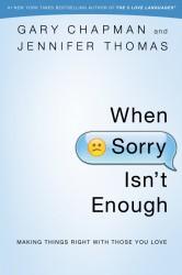 When Sorry Isn