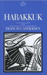 Anchor Yale Bible Commentary: Habakkuk