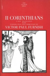 Anchor Yale Bible Commentary: II Corinthians
