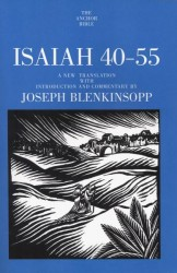 Anchor Yale Bible Commentary: Isaiah 40-55