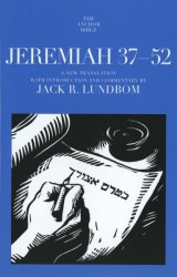 Anchor Yale Bible Commentary: Jeremiah 37-52