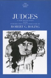 Anchor Yale Bible Commentary: Judges