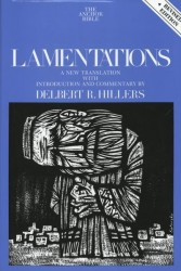 Anchor Yale Bible Commentary: Lamentations