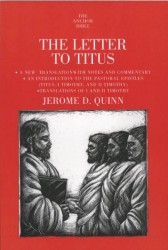 Anchor Yale Bible Commentary: Letter to Titus