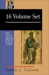 Baker Exegetical Commentary on the New Testament:16 volume set