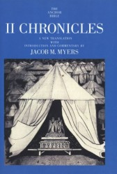 Anchor Yale Bible Commentary: II Chronicles