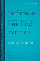 New International Dictionary of New Testament Theology and Exegesis (NIDNTTE)