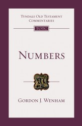 Tyndale Old Testament Commentaries: Numbers Vol 4