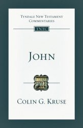 Tyndale New Testament Commentary: John Vol 4